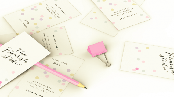 Tips for Printing Business Cards & Stickers